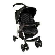 Коляска Graco Mirage Plus Solo Black ZigZag, цвет черный (6M196BZZE)