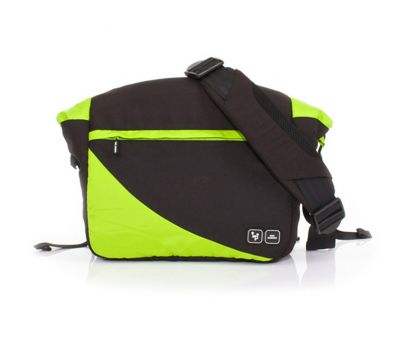Сумка для коляски ABC Design Courier Lime, цвет зеленый (91175/503)