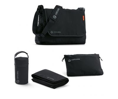 Сумка Concord Citybag Midnight black (CYBAG0971)