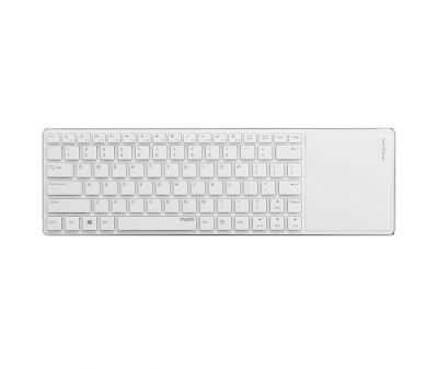 Rapoo Bluetooth Touch Keyboard E6700 White