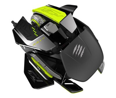 MadCatz R.A.T. PRO X Gaming Mouse (MCB4371800P6/02/1)