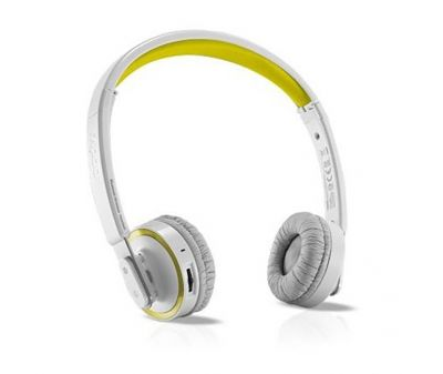 Rapoo Bluetooth Foldable Headset H6080 Yellow
