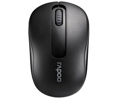Rapoo M10 Wireless Optical Mouse Black