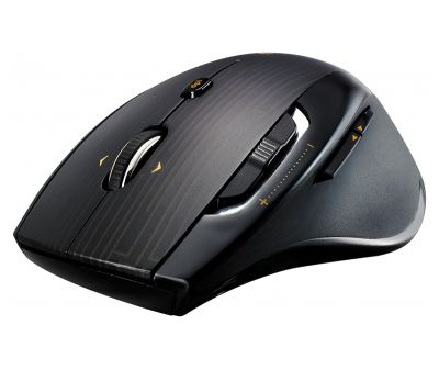 Rapoo Wireless Laser Mouse 7800р Black