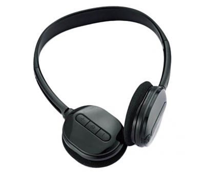 Rapoo Wireless Stereo Headset H1030 Black