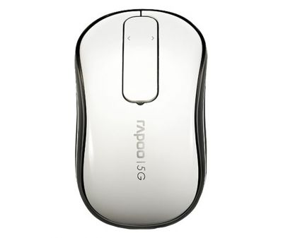 Rapoo Wireless Touch Mouse T120p White