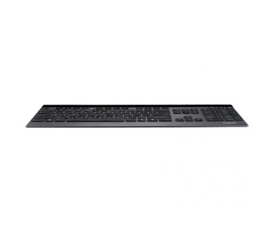 Rapoo Wireless Ultra-slim Touch Keyboard E9270P Black