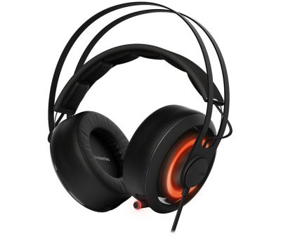 SteelSeries Siberia 650 Black (51193)